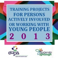 Training Projects for YW 2013